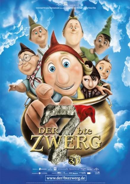 7bte Zwerg Poster