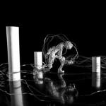 Musikvideo aus Draht und Papier: Plastic and Flashing Lights