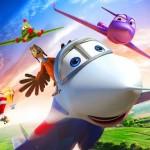 Filmkritik zu Jets – Helden der Lüfte: Billigflieger im Windschatten von Disney