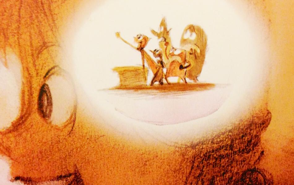 Premier synopsis officiel pour le prochain Pixar, le méchamment ambitieux Inside Out !