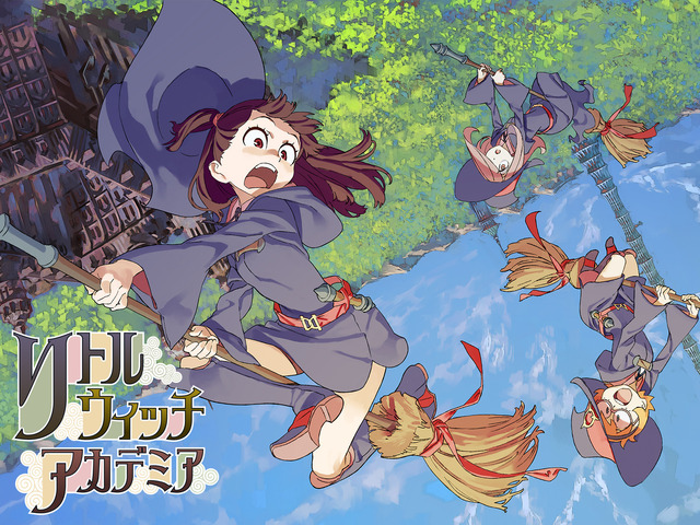 Little Witch Academia Kickstarter-Projekt
