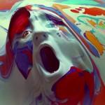 Magma von The Vein/Dvein – Fotorealistischer Surrealismus