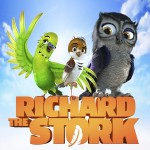 Richard the Stork: Findet Nemo der Lüfte als deutsche Co-Produktion