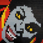 Michael Jackson Lego Thriller