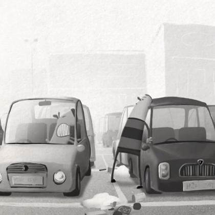 Carpark von Birdbox Studio