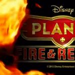Feuriger Teaser Trailer zu Disneys Planes: Fire & Rescue (Planes 2)