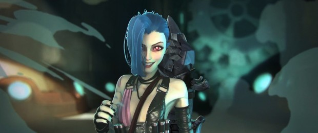 Get Jinxed von League of Legends