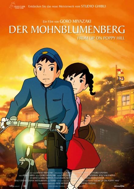 Der Mohnblumenberg Poster