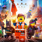 Star Wars in The Lego Movie & verrückte Charakter Poster zum Film
