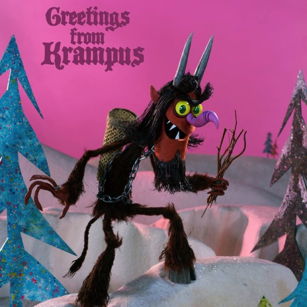 A Krampus Christmas von Screen Novelties