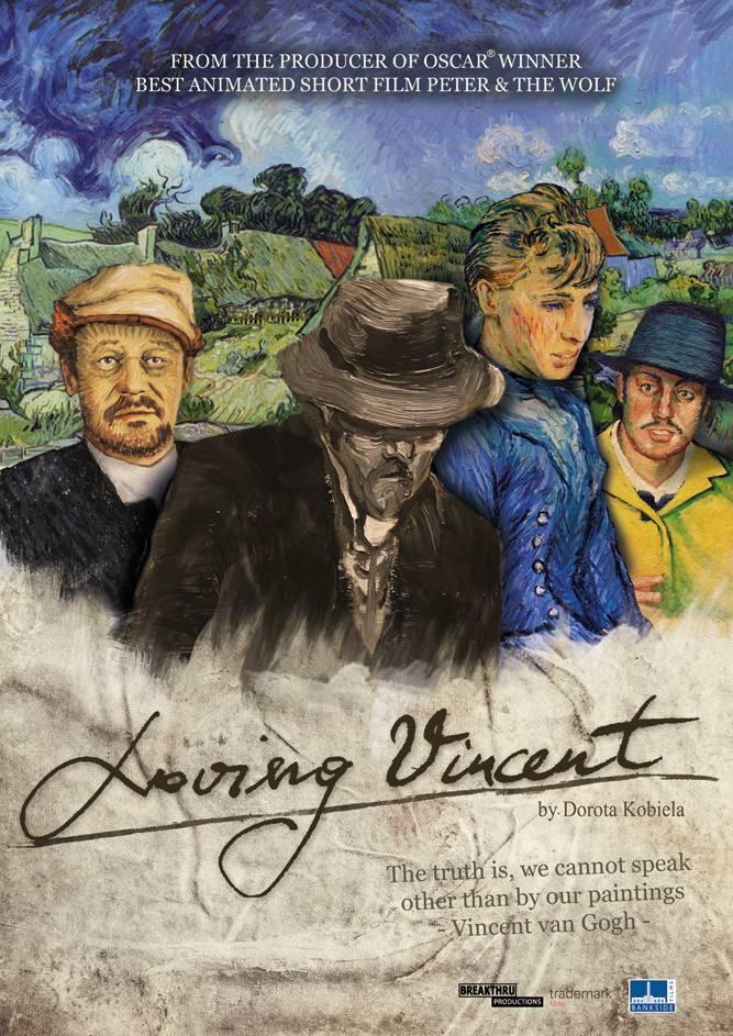 Loving Vincent Kinostart Deutschland