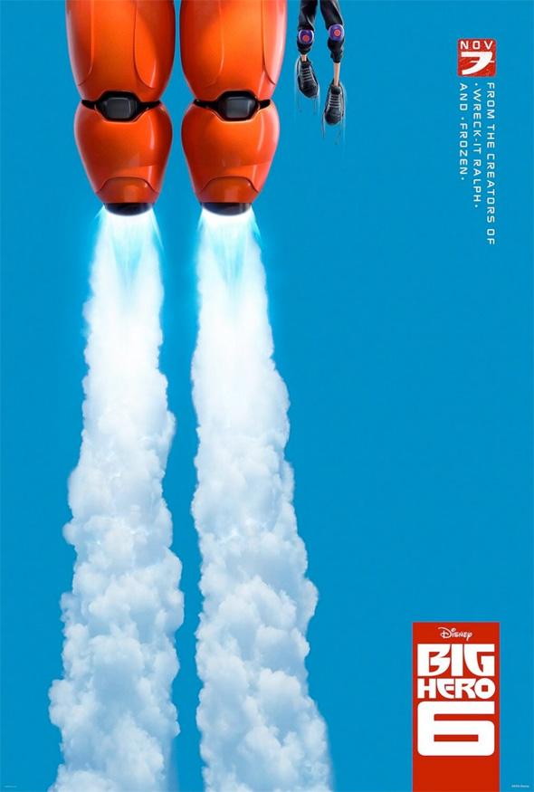 BigHero6_teaser_poster