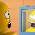 Brick Like Me: Trailer zur Simpsons Lego-Folge