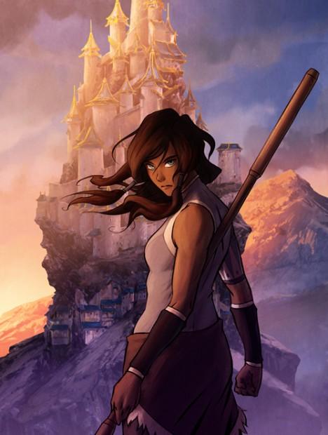 Die Legende von Korra: Buch 3