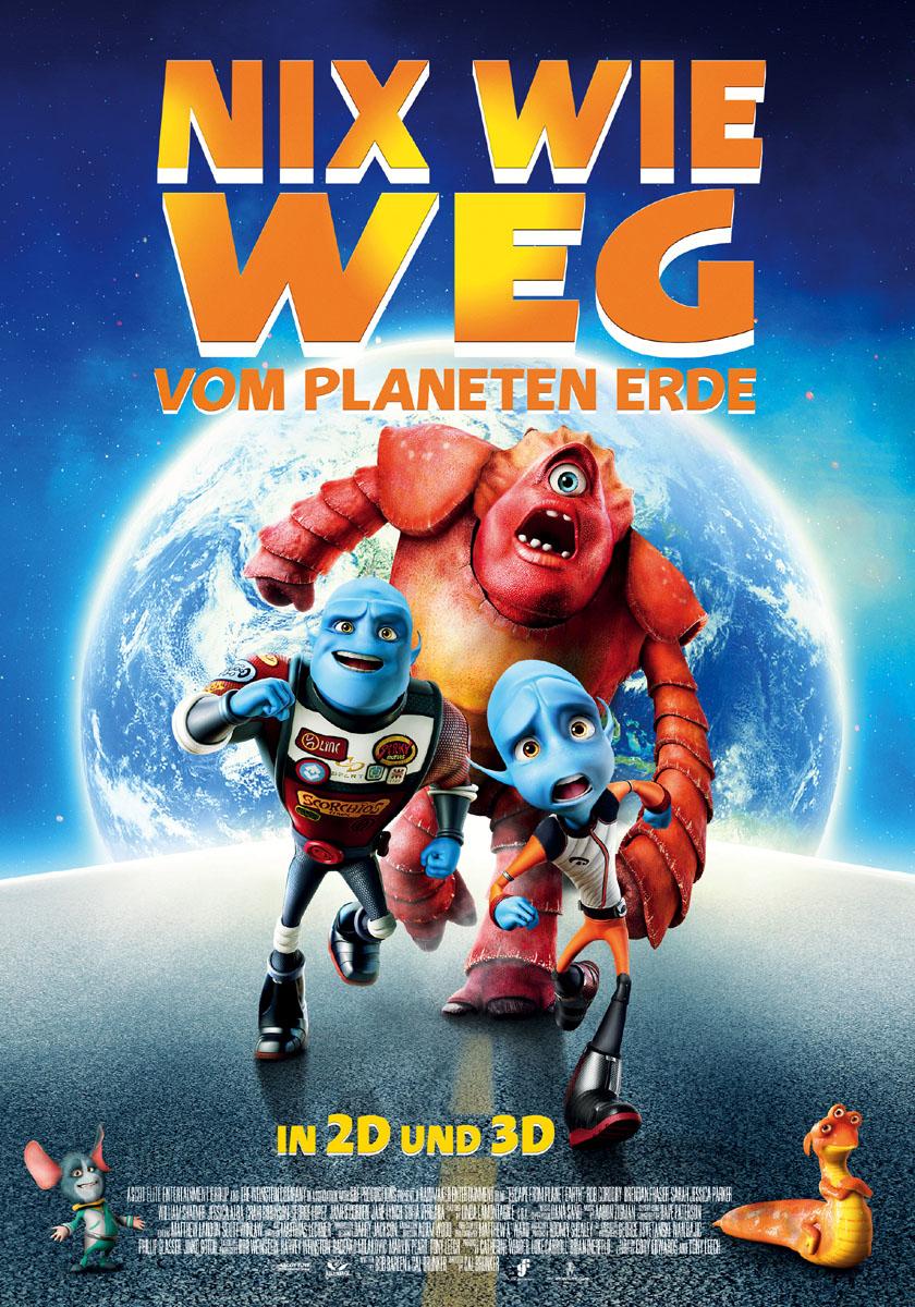 Nix Wie Weg Vom Planeten Erde Trailer