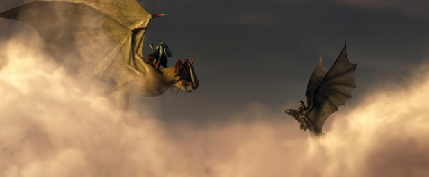 How to Train Your Dragon 2 - Foto - 04 - Scene Picture