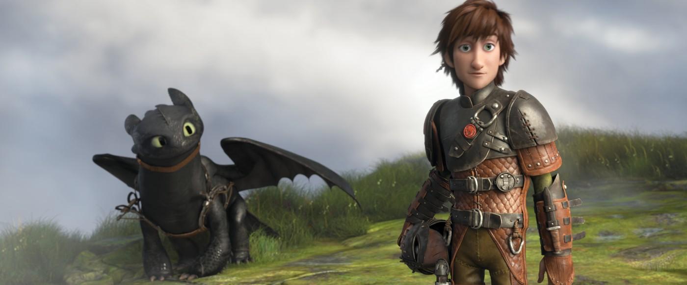 Filmkritik: Drachenzähmen leicht gemacht 2 - Anidrom - Animation News