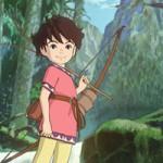 Ronja Räubertochter von Goro Miyazaki