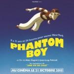 Phantom Boy: Erste bewegte Bilder von Folimage