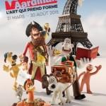 Aardman-Ausstellung in Paris