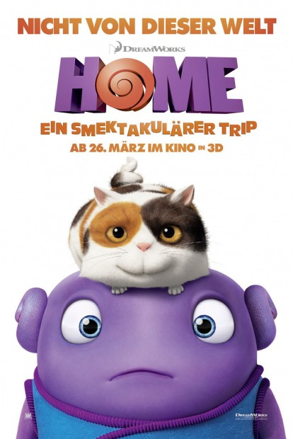 Home © 2015 DreamWorks Animation LLC. All Rights Reserved
