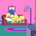 Simpsons Pixels von Paul Robertson und Ivan Dixon