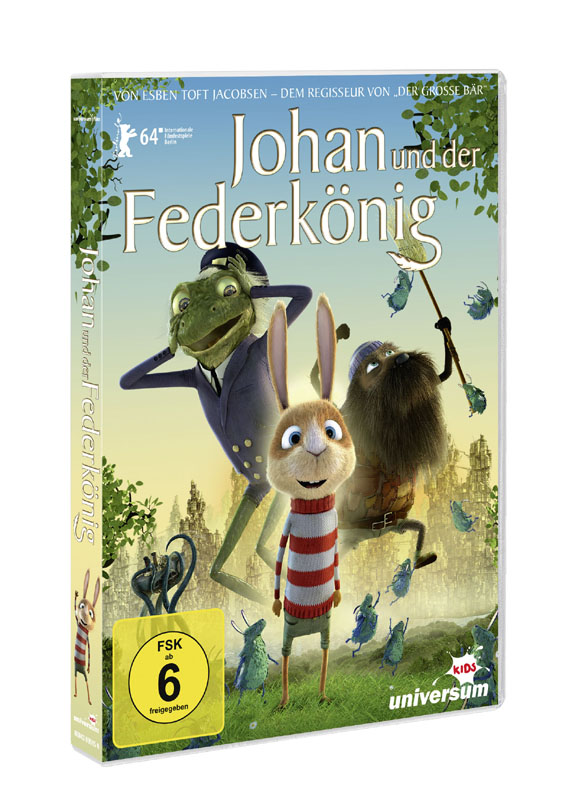 Johann Und Der Federkönig