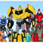 Transformers: Robots in Disguise Serienstart