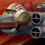 X-Wing meets Cars: Fanmade Trailer