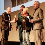 Prof. Thomas Haegele erhielt Ehrentrickstar am ITFS 2015