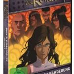 Legende von Korra Buch 3: Veränderung Volume 2 im Juli