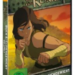 Die Legende von Korra Buch 4: Gleichgewicht Volume 1 im September
