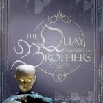 The Quay Brothers: Teaser und Poster zu Nolan-Dok