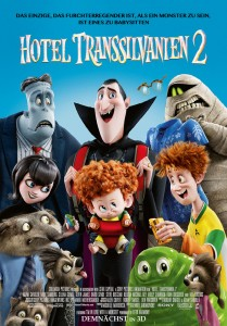 Hotel Transylvania 2_posterdeutsch