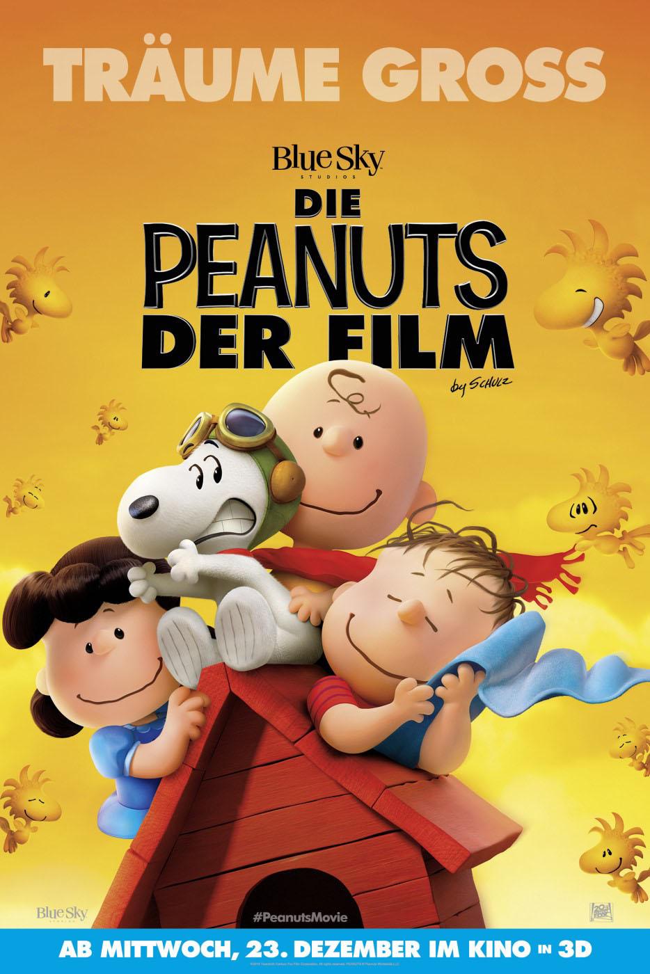 Die Peanuts – Der Film