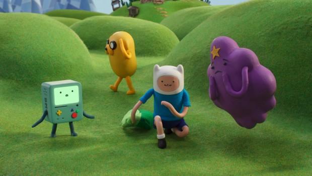 Cartoon Network Adventure Time_Schlechte Jubies