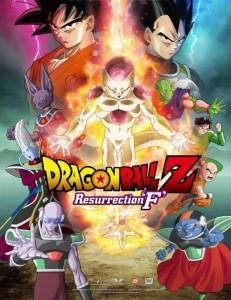 DragonballZResurrectionF_poster