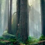 Pete's Dragon: Schmunzelmonster-Poster und Teaser