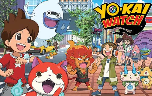Dog Days Yokai Watch