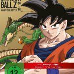 Dragonball Z: Kampf der Götter Steelbook ab 09. September 2016