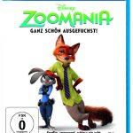 Verlosung: 2x Blu-ray Zoomania
