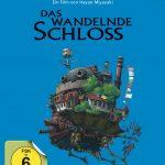 Das wandelnde Schloss Limited Steelbook Edition kommt im April